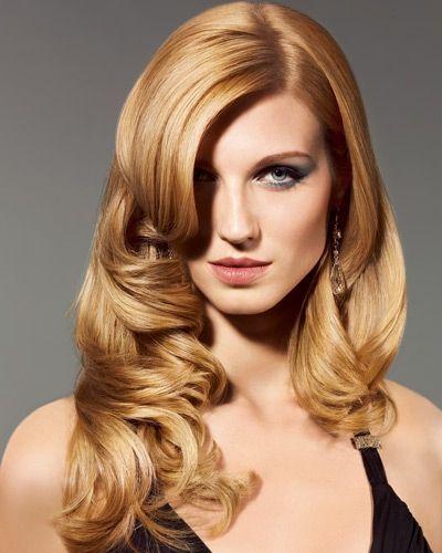 Вечірні зачіски на довге волосся