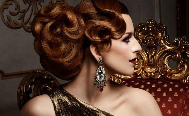 Вечірні зачіски на середнє волосся для найкрасивіших