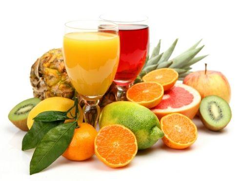 Вітаміни в фруктах