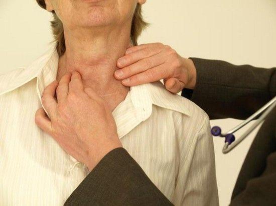 Запалення щитовидної залози: симптоми у жінок, лікування традиційними і народними засобами