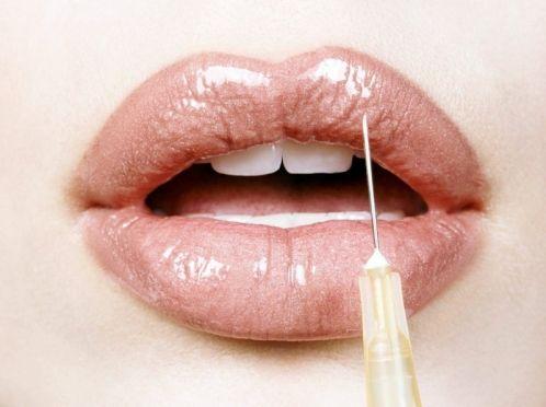 Рецепт маски збільшує губи