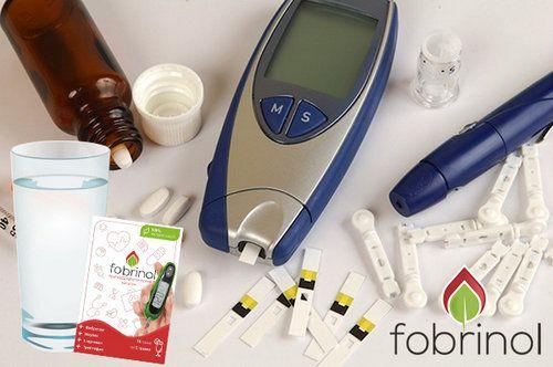 Вся правда про ефективність препарату фобрінол в боротьбі з діабетом