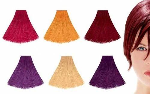 Вибираємо новий колір волосся