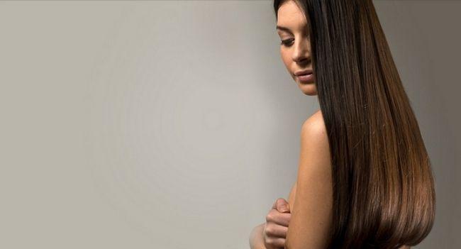 Випрямлення волосся кератином: кошти і як зробити