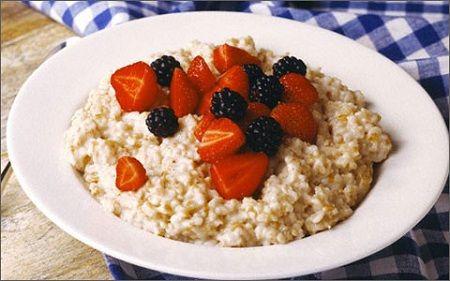 Здоровий сніданок. Варіанти