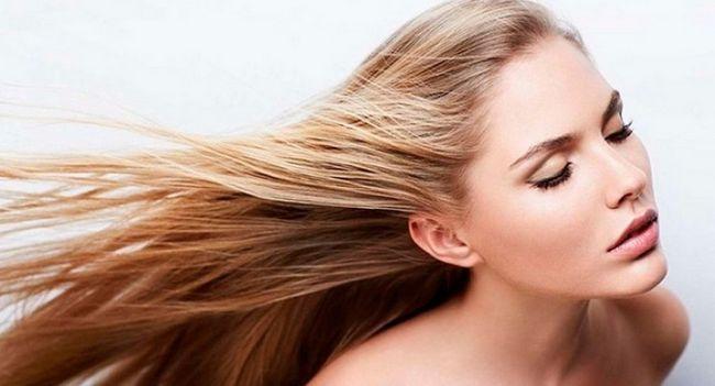 Желатинове ламінування волосся