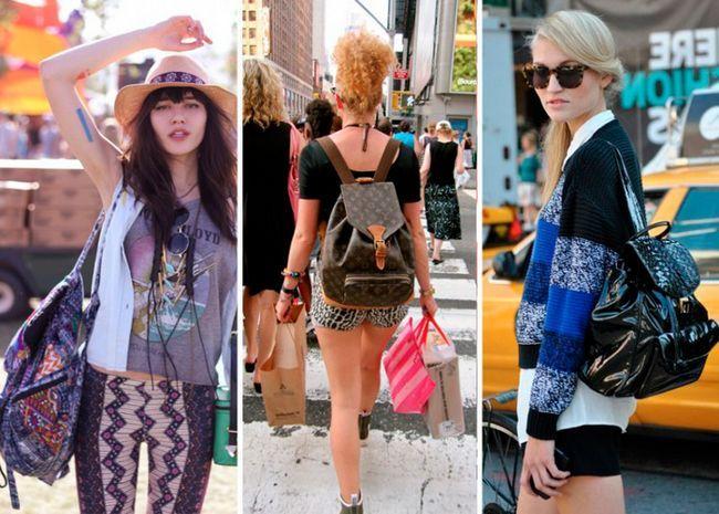 сумки рюкзаки для жінок