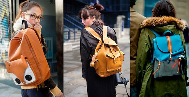 молодіжні сумки рюкзаки
