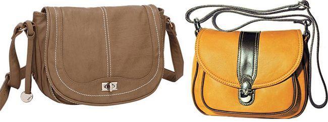 жіночі сумки через плече зі шкіри світлі