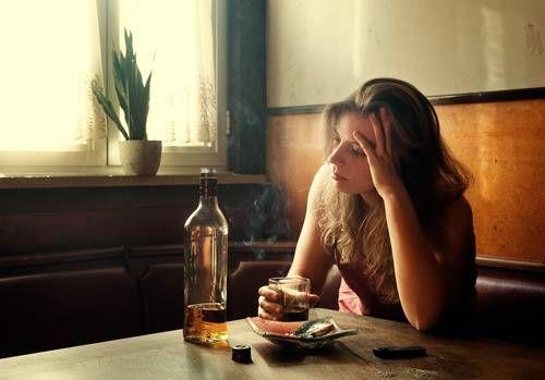 Жіночий алкоголізм - симптоми і лікування